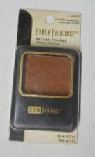 1 powder BLACK RADIANCE PRESSED POWDER CA8603 GOLDEN ALMOND unsealed nip