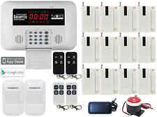 B69 Android APP GSM Wireless Smart Home Security Alarm Burglar Anti-Theif System