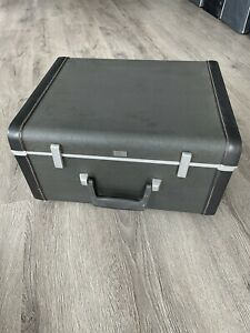 Vintage Ampex 1260 Reel To Reel Deck With Case and Power Chord UNTESTED