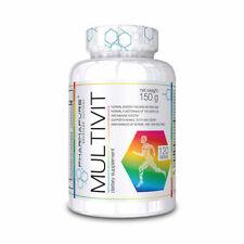Vitamine Multivitaminico e Minerali Pharmapure Multivit 120 Cpr