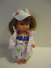 Heart Family Cousin 5397 - Barbie Friend- Janet & Potty Chair - MINT!