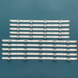 "LED Strip Bar For LG 50"" TV 50LB550U 50LF5800 50LB6100 50LB6300 50LB5900 (5A+5B)"