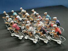 19 cyclistes miniatures World Teams 2021 - Tour de france Giro - Cycling figure