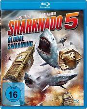 SHARKNADO 5-EARTH 0 (UNCUT FASSUNG) - REID,TARA/ZIERING,IAN   BLU-RAY NEU