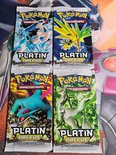 Pokémon Karten Platin Arceus Booster Pack DEUTSCH - OVP - NEU