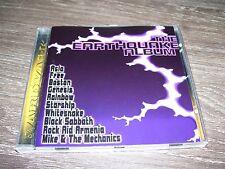 The Earthquake Album * HARDROCK CD EUROPE 1996 BLACK SABBATH RAINBOW IRON MAIDEN