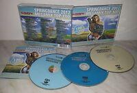 3 CD SPRINGDANCE 2012 - MEGAMIX - NUOVO - NEW