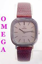 NOS Ladies S/Steel OMEGA De VILLE Winding Watch 1970s Cal 625* 5110509 SERVICED