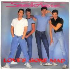 "Seventh Avenue - Love's Gone Mad - 7"" Vinyl Record Single"