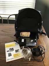 Medela_Pump In Style Advanced Double Breastpump Motor Ac Adapter Backpack