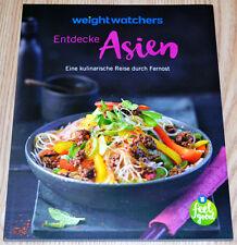 Weight Watchers Livre de cuisine Entdecke Asie SmartPoints Programme Sattmacher