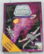 1994 Lucas Arts Star Wars X-Wing Collector's CD-ROM S58