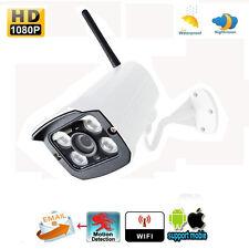 2MP 1080P HD WIFI Camera Network IP Webcam P2P Security Waterproof Night Vision