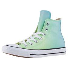 Scarpe da donna verde Converse sintetico