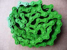 """1/2"""" x 1/8"""" BMX Colour Bicycle Chain Fixie Single Speed Track Fixed Bike NEW CY"""