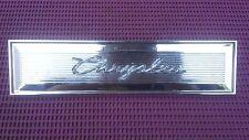 Used MoPar 1961 1962 Chrysler Newport 300 NewYorker RADIO DELETE BEZEL 2162145