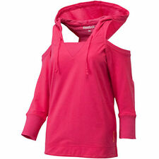 Reebok Long Sleeve Tops Yoga Activewear for Women