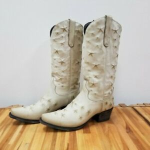 Lane Boots Hidden Stars | Ivory