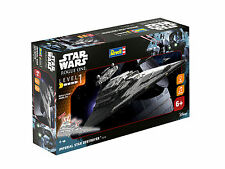 Revell 06756 - Star Wars Build & Play Imperial Star Destroyer 1:4000 Level 1
