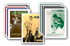 THE SMITHS  - 10 promotional posters - collectable postcard set # 3