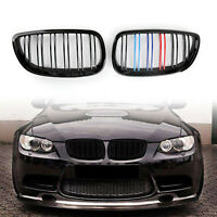 Front Grille de calandre ///M Color Pour BMW 06-09 E92 E93 328i 335i 2DR Black ,