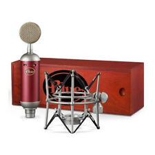 Blue Spark SL Large-Diaphragm Studio Condenser Mic w/ Shockmount & Storage Box