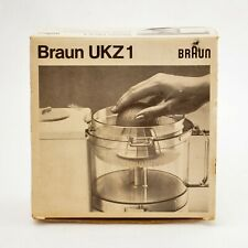 BRAUN UKZ1 Citrus press attachment for MULTIPRACTIC PLUS / vintage kitchen