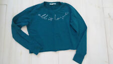 bc67f1d5e05d Anthropologie by Junk Food cropped sweatshirt size xs