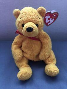 2001 TY Poopsie Beanie Baby Bear