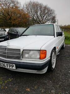 Mercedes 190e Project