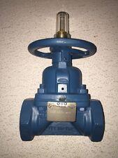 "ITT Industries Dia-Flo 2"" Weir Diaphragm Valve 2-2401-M-903"