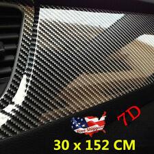Car Stickers Carbon Fiber Vinyl Car Interior Protector For Toyota Accessories