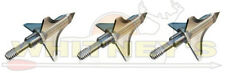 Trophy Taker Shuttle CNC Machined  T-Lock 100 Grain Fixed Blade Broadhead 7003