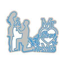 Hochzeit Schmetterling Metall Stencil Cutting Dies Scrapbooking Stanzschablonen