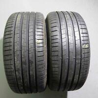 2x Pirelli P Zero MO1 265/35 R20 99Y DOT 0620 7 mm Sommerreifen