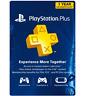 Sony PlayStation Plus 1 Year Membership Subscription *US REGION*