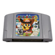 Mario Party 2 Video Game Cartridge Console Card US Version For Nintendo N64