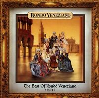 "RONDO VENEZIANO ""THE BEST OF RONDO VENEZIANO"" CD NEUWARE"