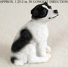 Jack Russell Terrier Mini Hand Painted Figurine