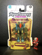 Transformers Figur Thundercracker Hasbro Cybertron Robots in Disguise Neu MOSC