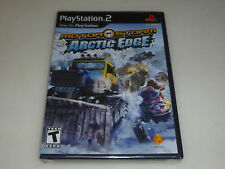 BRAND NEW FACTORY SEALED PLAYSTATION PS2 GAME MOTORSTORM ARCTIC EDGE NFS SONY >>