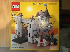 RARE SET LEGO 10039 BLACK FALCON FORTRESS NEW SEALED NEVER OPEN