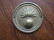--Plaque de poitrail de harnachement d'Officier de Cavalerie Lourde
