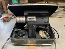 Vintage Canon Super 8 Auto Zoom 518 Film Video