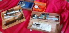 LOT Micromètre Intérieur / mesure matériel de précision