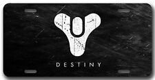 Destiny License Plate  Auto Tag/Room Sign play station xbox 360 video games