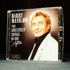 BARRY MANILOW - EL MÁS GRANDE Songs of the Fifties - Música Cd Álbum