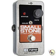 Electro-Harmonix Nano Small Stone Analog Phase Shifter Guitar Effects Pedal