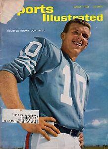 1964 Sports Illustrated August 17-Anniversary edit.-Colts beat Giants,Don Larsen
