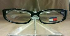 Tommy Hilfiger Eyeglasses Black Thick and Chunky
